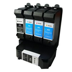 Wholesale ink cartridge (C+M+Y) H-44 for HP 44 44XL Printer Materials Office Supplies 51644 ink cartridge $23.68