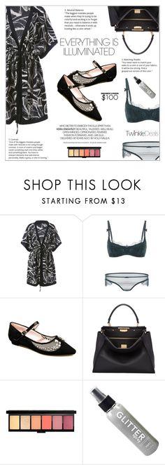 """Under $100: Summer Dresses"" by shambala-379 ❤ liked on Polyvore featuring Fendi"