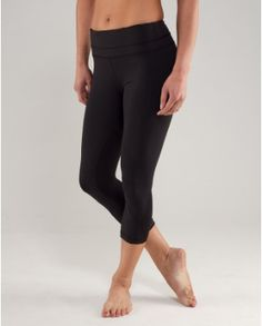I hate running inside, and these look like the perfect pants to keep you warm on a chilly day.