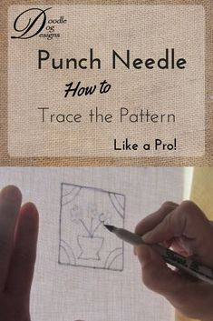 Tracing the Pattern