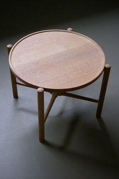Hans Wegner Card Table