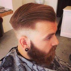 cortes de cabellos para hombres con barba - Buscar con Google