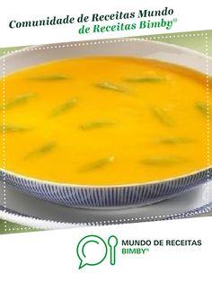 Sopa de Feijão Verde de AnaC93. Receita Bimby<sup>®</sup> na categoria Sopas do www.mundodereceitasbimby.com.pt, A Comunidade de Receitas Bimby<sup>®</sup>.