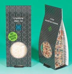 米與穀物包裝設計收藏