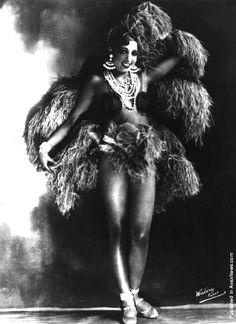 Josephine Baker - Années folles