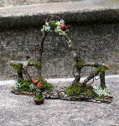 Faery Garden Gate