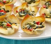 Spinach Artichoke Cups (2 Points+)