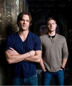 Sam  and  Dean  Winchester  ♡