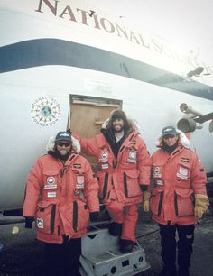 The Snow Mantra is worn by the U.S. National Science Foundation researchers stationed in Antarctica. National Science FoundationCanada gooseAntarcticaThe ...
