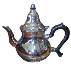 Moroccan serving tea pot By Treasures of Morocco