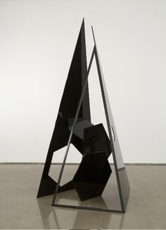 Blackout (2007) by Eva Rothschild via 303 Gallery