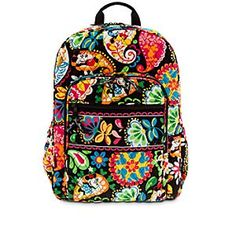 913275dfb7b Disney Midnight with Mickey Campus Backpack by Vera Bradley   Disney  StoreMidnight with Mickey Campus Backpack