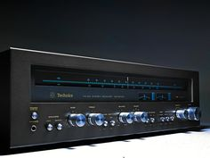 Technics SA 5470A Stereo Receiver | 1977 Mostly the 77's Tec… | Flickr