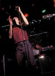Joy Division, 02-04 April 1980: The Moonlight Club, London
