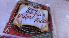 Gluten Free Edmonton: Gluten Free Teff Tortilla's by LaTortilla Factory- did not like...fall apart easily and taste like cardboard