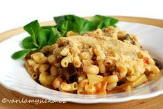 Pečená zelenina Pasta Salad, Risotto, Macaroni And Cheese, Ethnic Recipes, Food, Diet, Crab Pasta Salad, Mac And Cheese, Essen