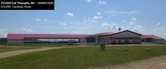 72' x 432' x 16' Cleary Dairy / Livestock Building in Poynette, WI