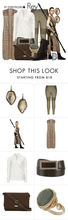 """Rey"" by leslieakay ❤ liked on Polyvore featuring Kendra Scott, City Chic, WearAll, Prada, Vera Bradley, Topshop, disney, disneybound, starwars and plussize"