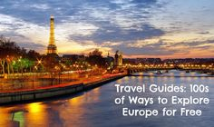 100s of Ways to Explore Europe for Free with Kids