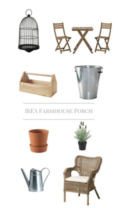 top 40 farmhouse items from IKEA