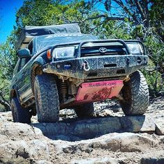 Our lead magazine designer Angie owns this #2000 #toyota #4runner and her #pink #armor from @budbuilt always catches eyes! @toyteclifts keeps it suspended and a @shrockworks bumper leads the way. Rockin' rig! #4runnernation #4runnermafia @4runner_addicts @4runnerlifestyle @4runnermods @4runnernation #overlanding #4wdto #4wdtoyotaownermagazine #4wdtoyotaowner #findusonfacebook #subscribetoday http://ift.tt/2rmP4zq