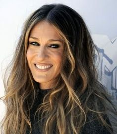 Sarah Jessica Parker #bacò color collection can offer you the same shades!!! #kaaral #bacò