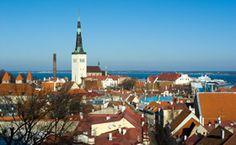Tallinn   Capital of Estonia - Tallink & Silja Line