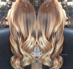Blonde balayage                                                                                                                                                                                 More