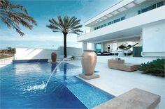 RESIDENCIA JN, Campinas, Brazil - PUPOGASPAR ARQUITETURA E INTERIORES - Campinas, Brasile - 2012 by PUPOGASPAR ARQUITETURA  #architecture #brazil #design #swimmingpool #pools