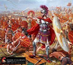 wikipedia roman battles  | REBE  Battle_of_Alesia            Caesar defeats Gallic rebels final battle of Gallia