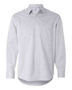Customize Calvin Klein Pure Finish Cotton Shirt Mens   We can make it a short sleeve
