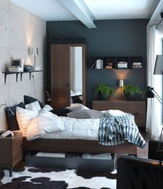 Small Bedroom Design Ideas For Men male bedroom ideas (7) … | pinteres…