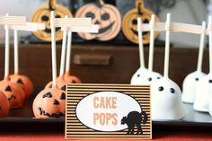 Halloween Cake Pops   POPSUGAR Moms