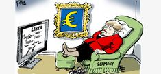 Alemanha: Diplomacia sem voz | VoxEurop.eu: atualidade europeia, ilustrações e revistas de imprensa