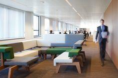 Interesting Seating at Rabobank: http://www.officesnapshots.com/2012/03/22/rabobanks-elegant-and-modern-office/