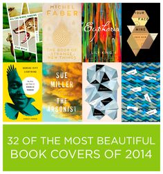 32 Of The Most Beautiful Book Covers Of 2014