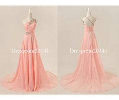 Pink evening dressesBridal gownsParty by DressProm20141 on Etsy, $119.00