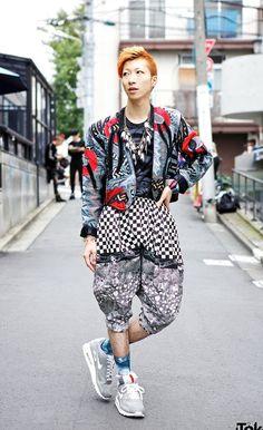 일본 길거리 패션 : 네이버 블로그