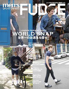 men's FUDGE vol.65 2014/08