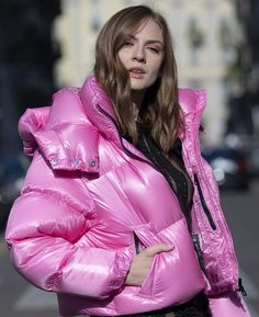 Nylons, Moncler Jacket Women, Puffy Jacket, Down Coat, Cool Girl, Jackets For Women, Winter Jackets, Womens Fashion, Clothes