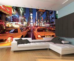 Fototapeta Taxi New York