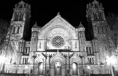 Cathedral Basilica of St. Louis - amazing.