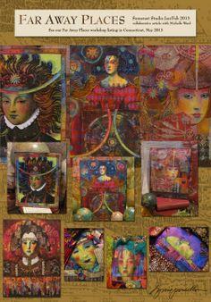 Lynne Perrella - Far Away Places