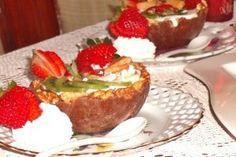 Cosulete Dulci - Culinar.ro Biscuit, Deserts, Pudding, Custard Pudding, Postres, Puddings, Crackers, Dessert, Avocado Pudding
