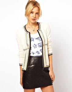 studden layering jacket - perfect layering piece