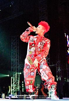 Big Bang G-DRAGON [ONE OF A KIND] Concert in Seoul