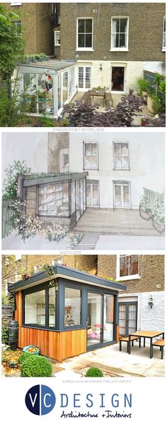 Small victorian end of terrace with a double storey side for Kitchen ideas westbourne grove