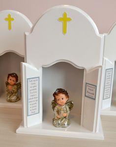 Personalize: Lembranças Batizado Mini Oratório