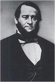 Wilmer McLean, born May 3, 1814, was the only man to have the Civil War begin in his front yard and end in his parlor. May 1861, his estate on Bull Run became part of the Confederate defenses and two months later his land became part of the battlefield.  Seeking peace and quiet he moved to a farm that he owned in Appomattox, and later his own parlor was picked for Lees surrender to Grant.