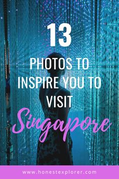 Be inspired to visit the amazing city of Singapore!  #travelinspiration #singapore #singaporetravel #thingstodosingapore #stopoversingapore #bestcities Visit Singapore, Singapore Travel, Backpacking Tips, Explore Travel, Best Cities, Solo Travel, Travel Inspiration, Travel Destinations, Travel Photography